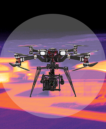Thermal Drone Inspection Services Worldwide